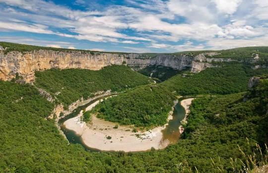 Ardèche, Cévennes, Cèze