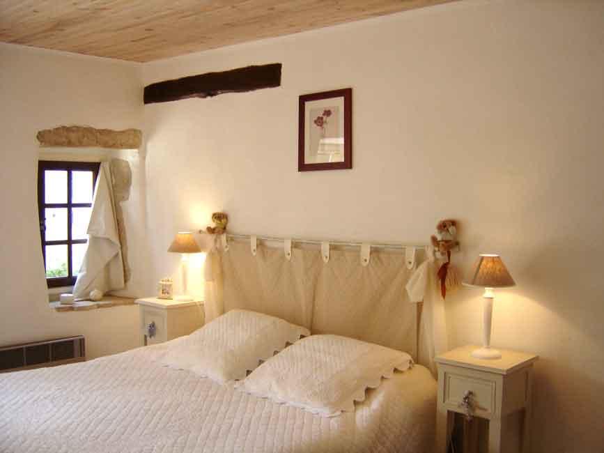 chambre d'hôtes Ardèche Barjac les roses
