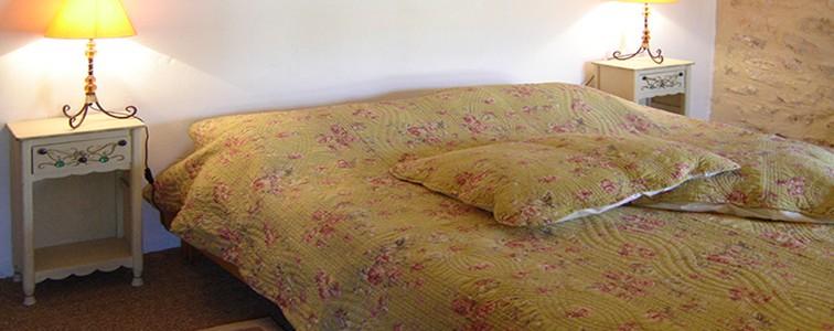 Room 'Les Mûriers'