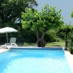 Mas Pellier Barjac - Gites with swimming-pool in south of France Ardeche provence cevennes