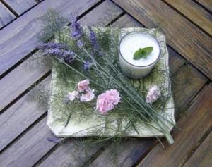 Lavender jam