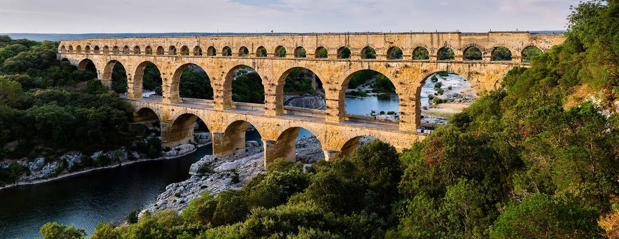 South France Pont du Gard Wikipedia